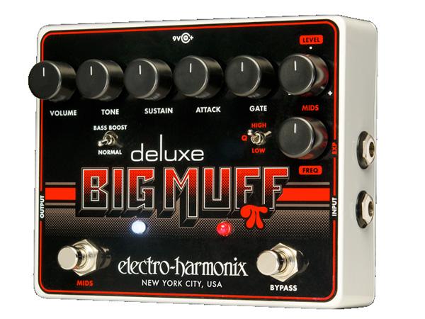 Electro Harmonix ( エレクトロハーモニクス ) Deluxe Big Muff Pi
