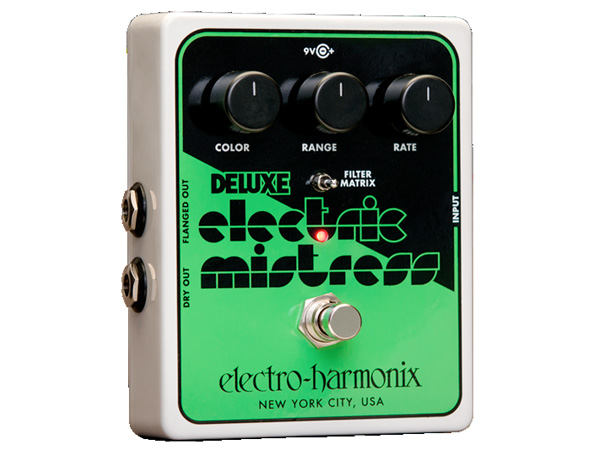 Electro Harmonix ( エレクトロハーモニクス ) Deluxe Electric Mistress XO