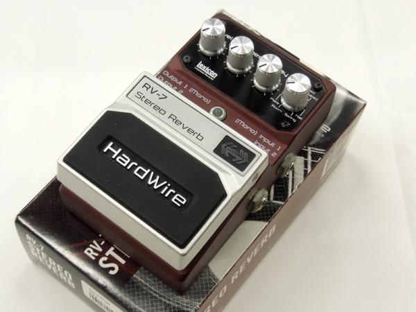 Digitech ( デジテック ) RV-7 Stereo Reverb < USED / 中古品 >