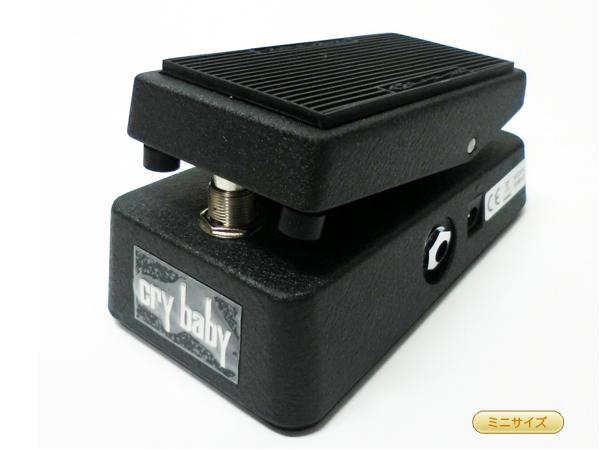 Jim Dunlop ( ジムダンロップ ) CBM95 ◆ Cry Baby Mini Wah クライベイビー ・ミニサイズ ワウペダル