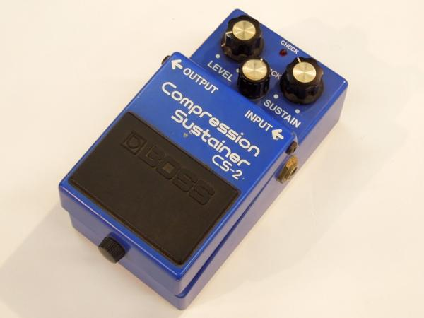 BOSS ( ボス ) CS-2 Compression Sustainer/Japan 【1983年製】<USED / 中古品>