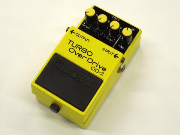 BOSS ( ボス ) OD-2 Turbo Overdrive/Japan<USED / 中古品>
