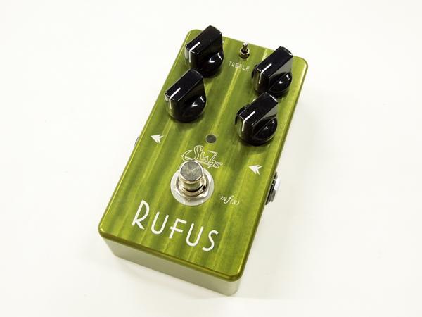 Suhr ( サー ) Rufus [ファズ]