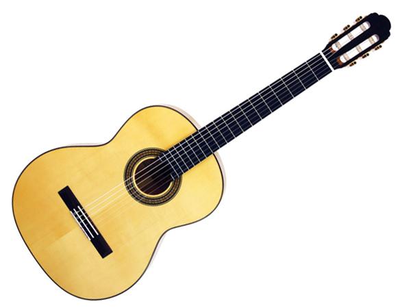 Aria ( アリア ) A-50F クラシックギター ☆ フラメンコギター GIG BAG付き
