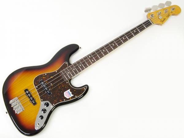 Fender ( フェンダー ) Japan Exclusive Classic 60s JAZZ BASS - US(3TS)