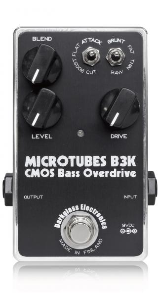 Darkglass Electronics Microtubes b3k Overdrive