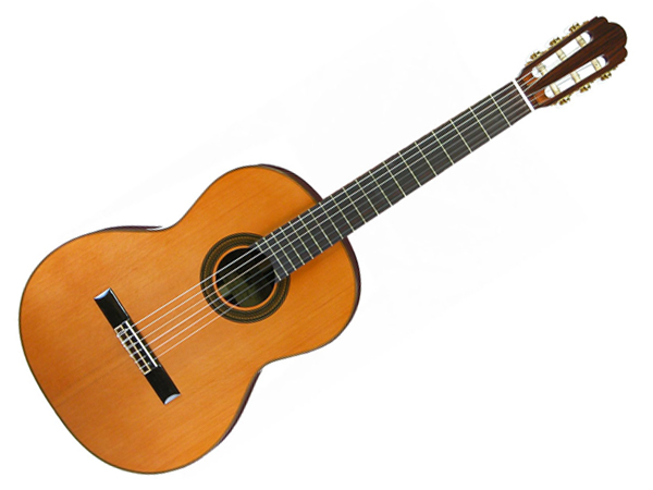 Aria ( アリア ) A-50C-63 【クラシックギター 630mmスケール】