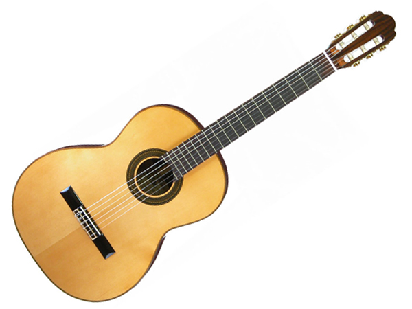 Aria ( アリア ) A-50S-63 【クラシックギター 630mmスケール】
