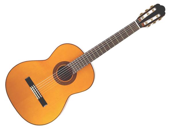 Aria ( アリア ) A-100F クラシックギター ☆ フラメンコギター GIG BAG付き