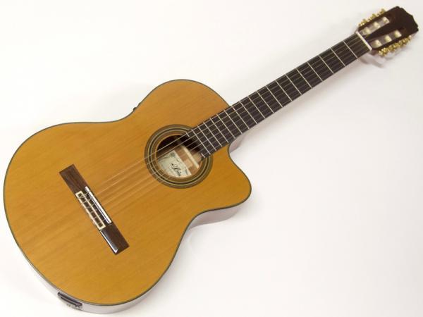 Aria ( アリア ) A-35CE【エレガット クラシックギター】