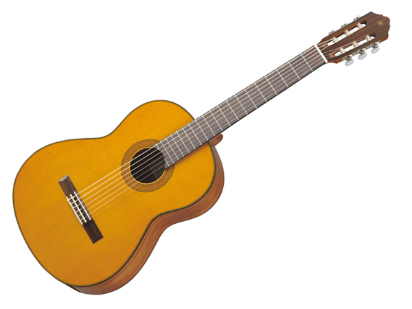 YAMAHA ( ヤマハ ) CG142C CG シリーズ ☆ クラシックギター ソフトケース付き
