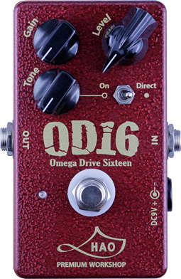 HAO OD-16 OMEGA DRIVE SIXTEEN
