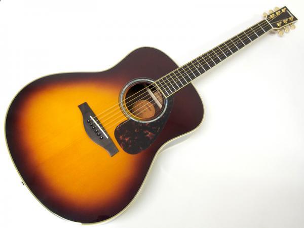 YAMAHA ( ヤマハ ) LL6 ARE BS【アコースティックギター PU付き】