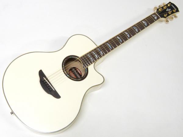 YAMAHA ( ヤマハ ) APX1000(PW) 【エレアコ アコースティックギター 】