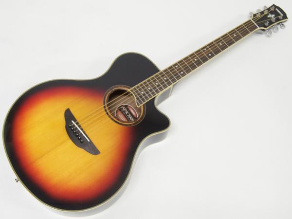 YAMAHA ( ヤマハ ) APX700II (VS) 【エレアコ・アコースティックギター】