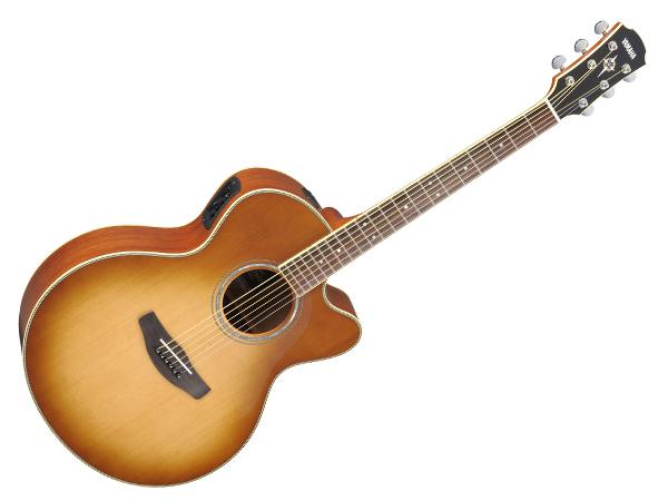 YAMAHA ( ヤマハ ) CPX700II SDB 【エレアコ・アコースティックギター】