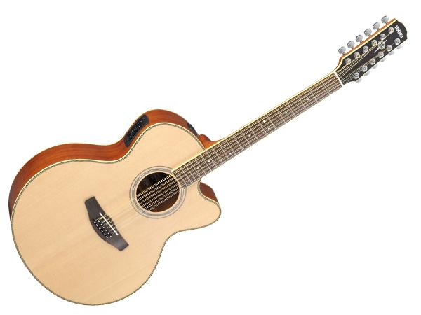 YAMAHA ( ヤマハ ) CPX700II-12 【12弦 エレアコ・アコースティックギター】