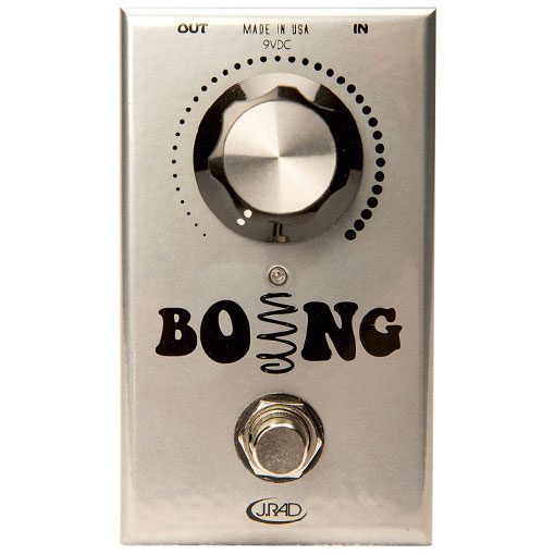 J.ROCKETT AUDIO DESIGNS  BOING SPRING REVERB