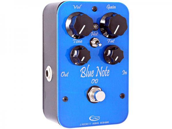 Rockett Pedals ( ロケットペダル ) Blue Note OD 【オーバードライブ】