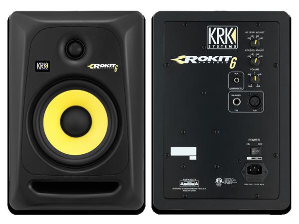 KRK ( ケイアールケイ ) RP6 G3 [ ペア販売 OUTLET 特価品 ] ◆ 箱ボロ