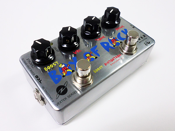 Z.VEX Box of Rock[ OUTLET 特価品]