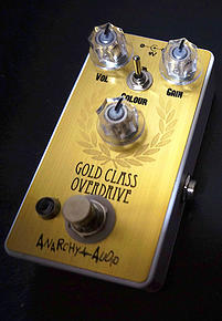 Anarchy Audio ( アナーキーオーディオ ) Gold Class (Overdrive/Booster)