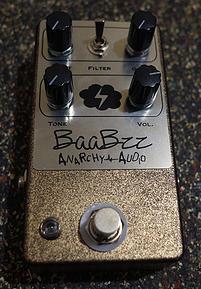 Anarchy Audio ( アナーキーオーディオ ) BaaBzz (Fuzz)