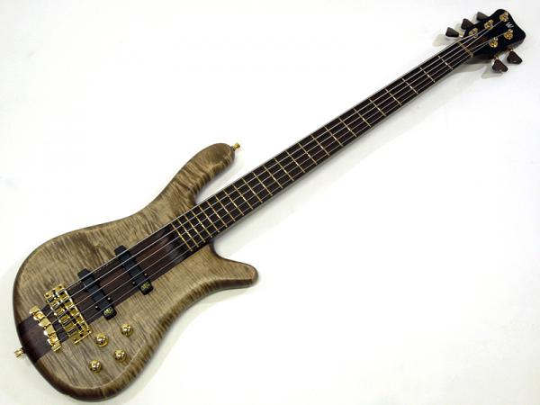 Warwick ( ワーウィック ) Streamer Stage 1 Classic 5st Narrow Neck / Bleached Antique Tobacco OFC