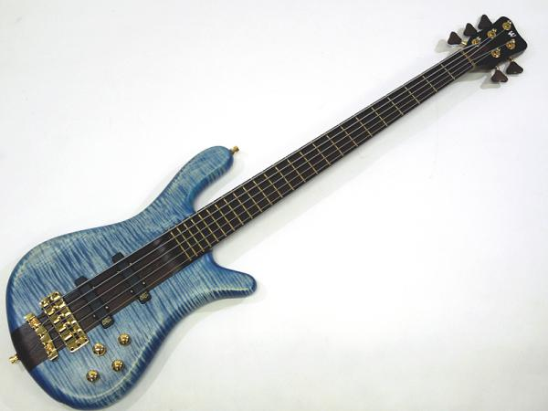 Warwick ( ワーウィック ) 【商談中】Streamer Stage 1 Classic 5st Narrow Neck / Bleached Ocean Blue OFC