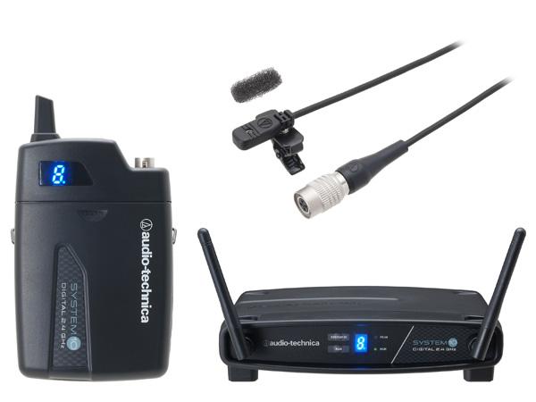 audio-technica ( オーディオテクニカ ) ATW-1101/L 【 アウトレット特価品 】< ラべリアマイク・デジタル2.4GHz・ワイヤレスシステム >