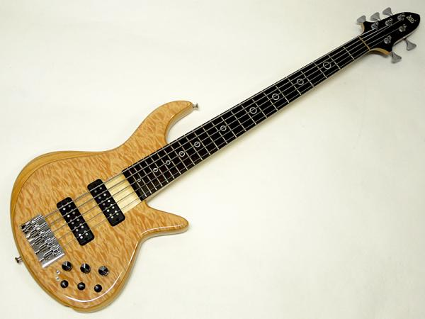 Xotic XB-2 5st Quilted Maple/Ash (Natural)