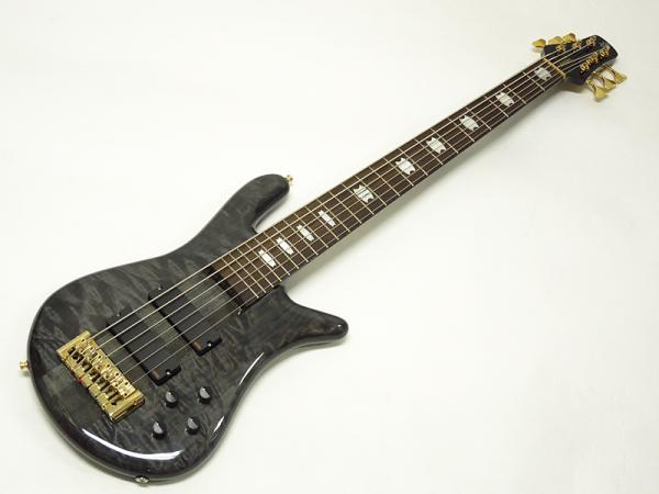 SPECTOR EURO 6 LX /Black Stain Gloss Gold Hardware