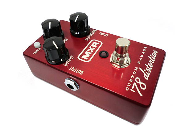 MXR ( エムエックスアール )  M78  CUSTOM BADASS '78 DISTORTION