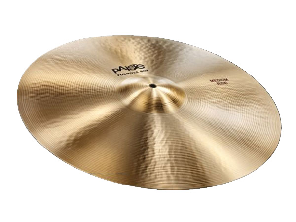 "Paiste ( パイステ ) FORMULA 602 CLASSIC SOUNDS MEDIUM RIDE 22"" ☆ ライド"