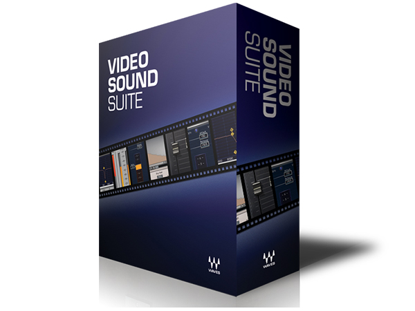 WAVES ( ウェイブス ) Video Sound Suite