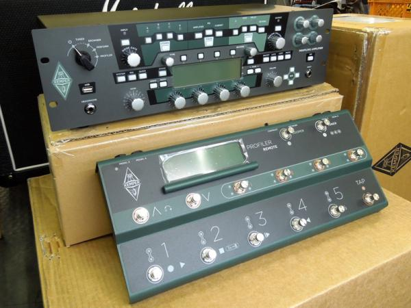 Kemper ( ケンパー ) Profiler  Power Rack + Remote SET