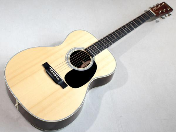 "Martin Custom Shop CTM-OOO Style28 ""Premium Swiss Spruce & Madagascar Rosewood"""
