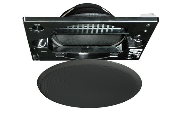 MASSIVE ( マッシブ ) OE-233 II B/ブラック ◆ 天井埋込型スピーカー・シーリング型