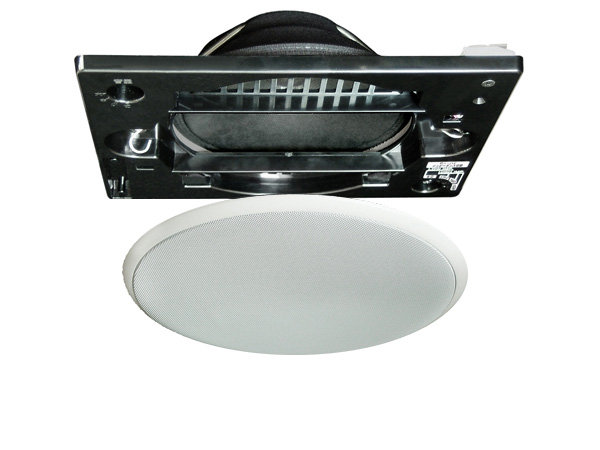 MASSIVE ( マッシブ ) OE-233 II W/ホワイト ◆ 天井埋込型スピーカー・シーリング型