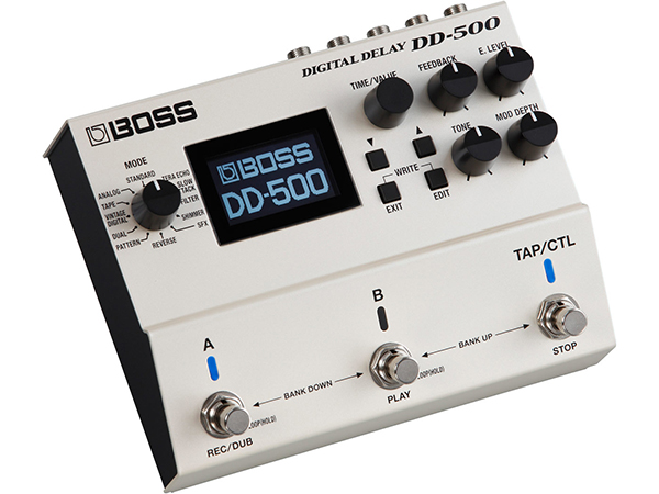 BOSS ( ボス ) DD-500 ◆ デジタルディレイ