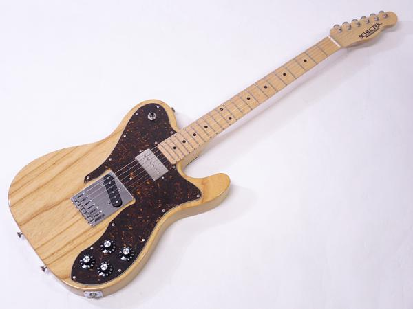 SCHECTER PS-TR-PT-CTM Natural / Maple Fingerboard