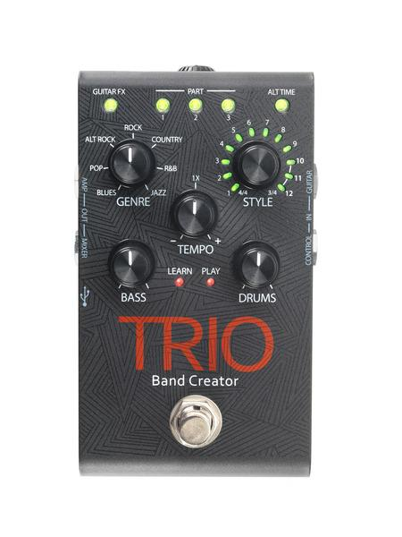 Digitech ( デジテック ) TRIO Band Creator