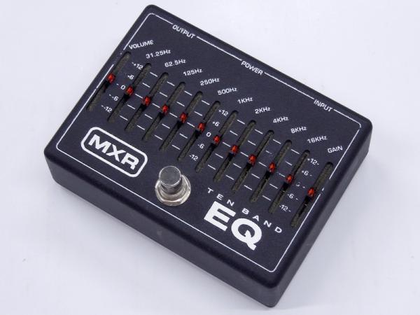 MXR ( エムエックスアール ) M-108 10 Band EQ < Used / 中古品 >