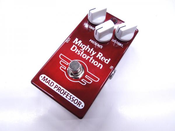 Mad Professor ( マッドプロフェッサー ) Mighty Red Distortion