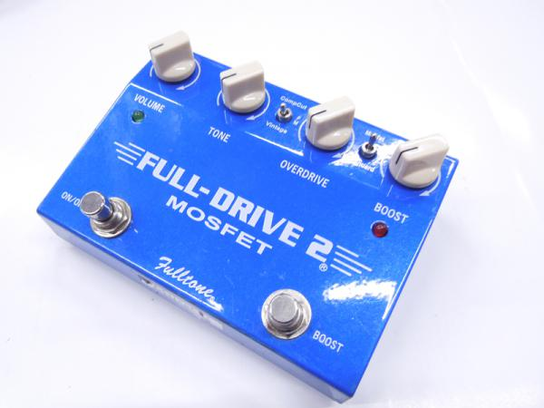 Fulltone ( フルトーン ) FULL-DRIVE2 MOSFET < Used / 中古品 >