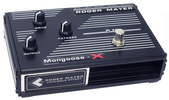Roger Mayer ( ロジャーメイヤー ) Mongoose-X