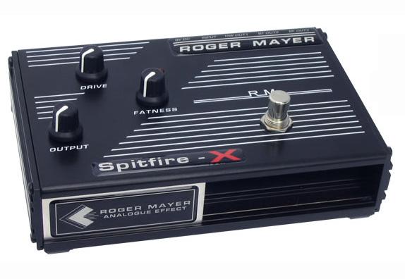 Roger Mayer ( ロジャーメイヤー ) Spitfire-X