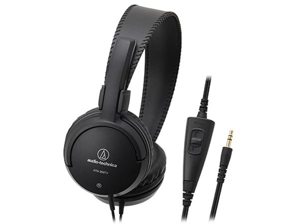 audio-technica ( オーディオテクニカ ) ATH-350TV ◆ 密閉ダイナミック型ヘッドホン