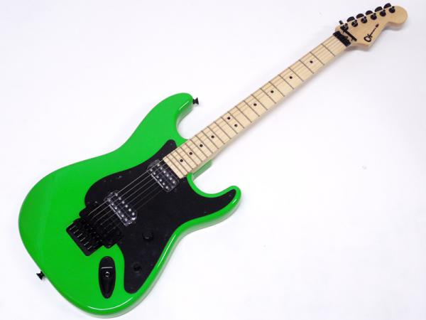 Charvel ( シャーベル ) SO-CAL STYLE 1 HH / SLIME GREEN