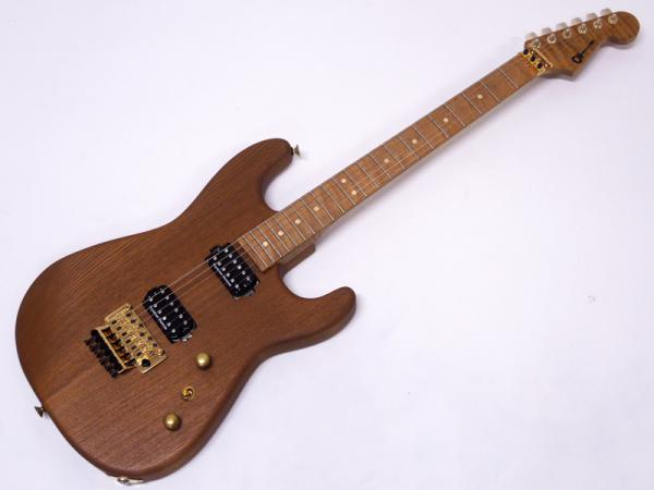 Charvel ( シャーベル ) Custom Shop San Dimas 2H Cooked Black Ash